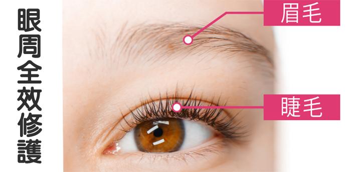 眼周全效修護
