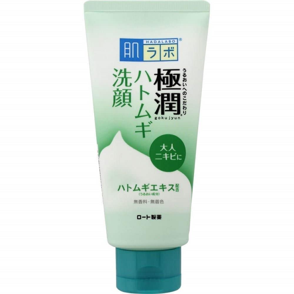 肌研 極潤健康深層清潔調理洗面乳商品圖