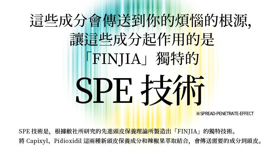 FINJIA的SPE技術