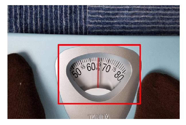 體重計的圖片1