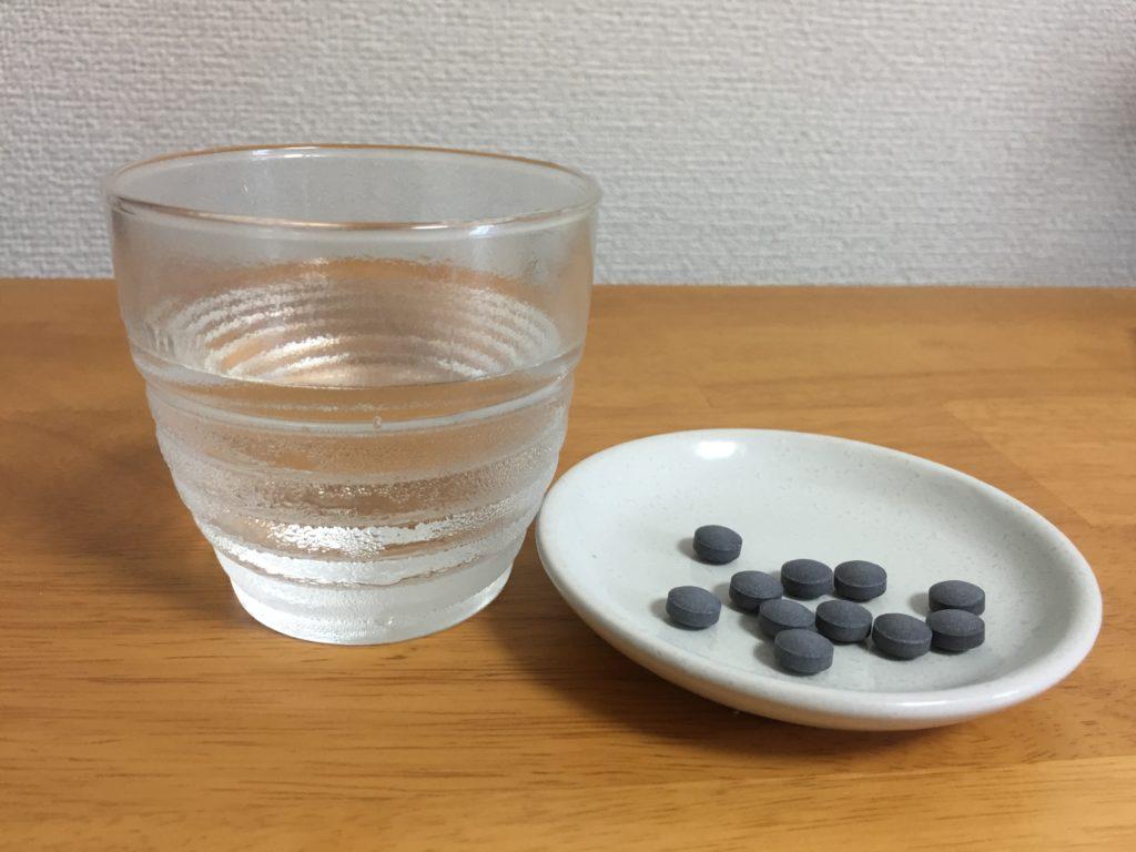 水和KaoRich口腔除臭錠的圖片