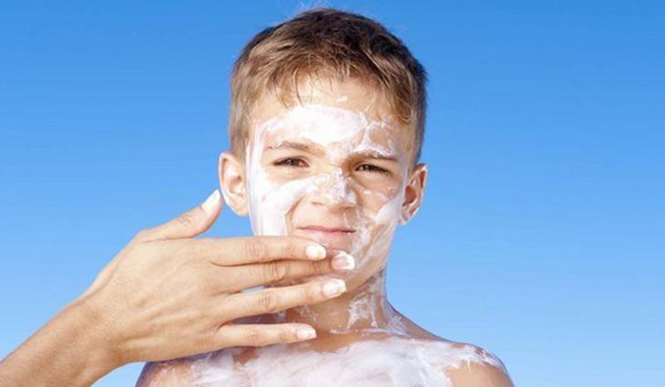 男生也可以塗防曬乳嗎