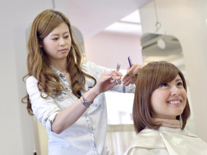 改變新髮型來做產後掉髮對策