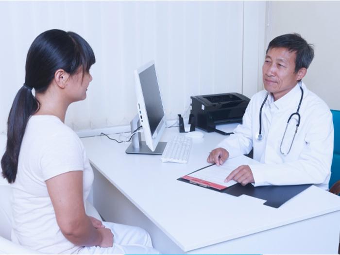 前往醫療機構就醫來做產後掉髮對策