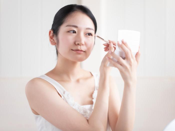 實現透明美肌的化妝方法