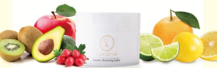cocone七效合一卸妝潔顏乳霜的25種抗老成分