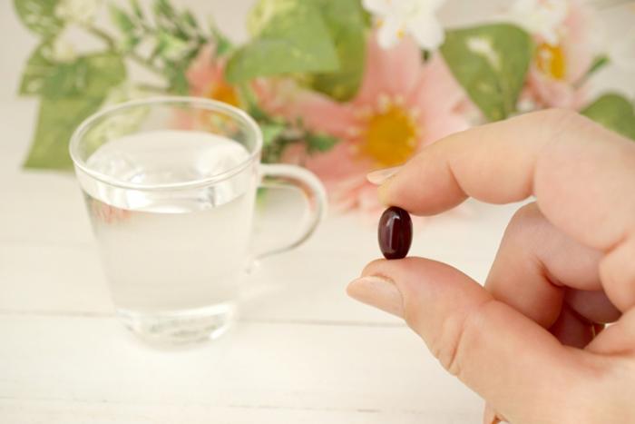溫水服用減肥藥