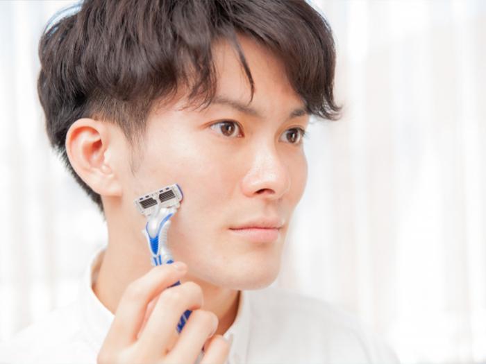 刮鬍刀的傷害和正確的刮鬍方法