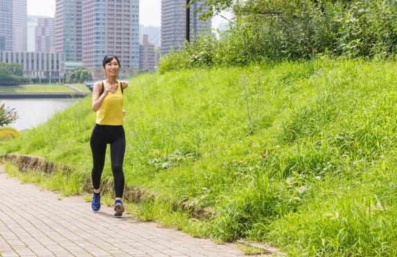靠著呼吸就能減肥的慢走運動