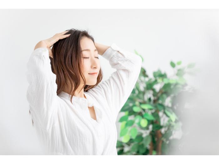 頭皮按摩來改善女性掉髮