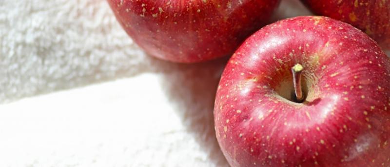 JUICY Jolie絕世翹麗成分中的蘋果示意圖