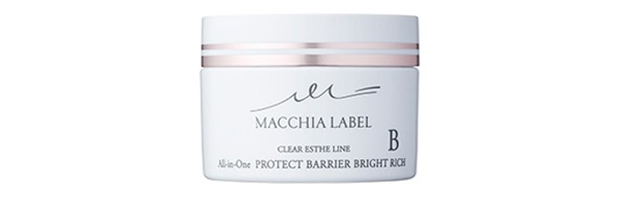 MACCHIA LABEL 瑪珂蕾貝 Clear Esthe Line Protect Barrier Bright