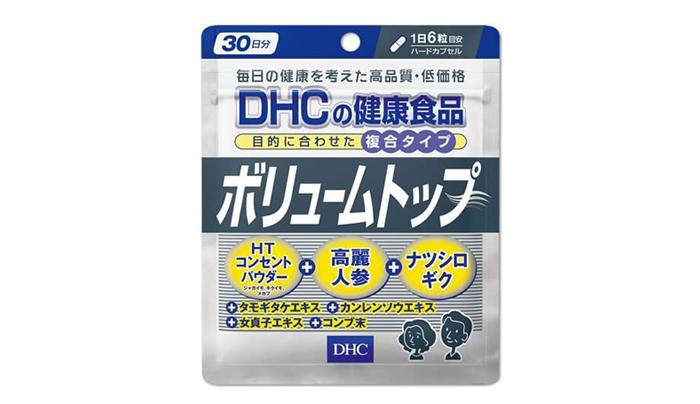 DHC活力養髮膠囊