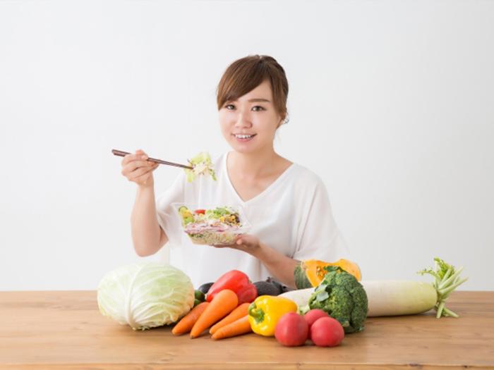 均衡的飲食生活來做產後的掉髮對策