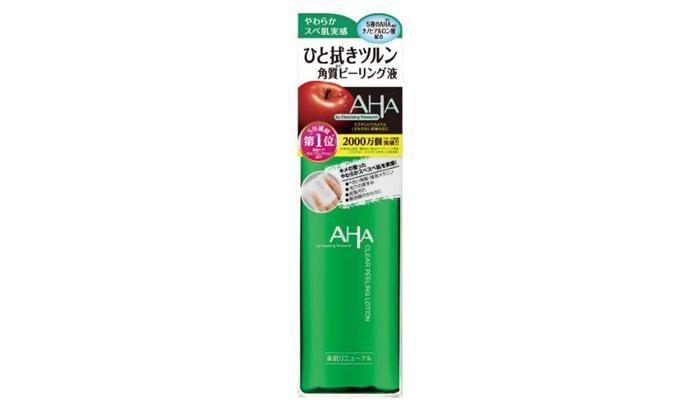 CLEANSING RESEARCH 果酸去角質化妝水
