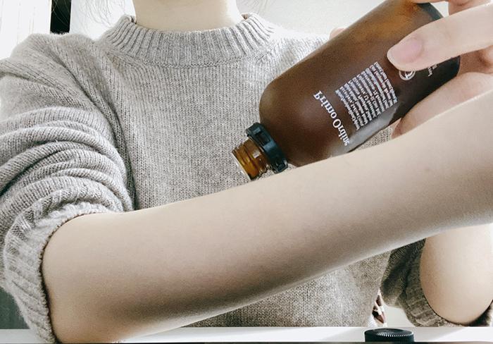 手腕內側測試