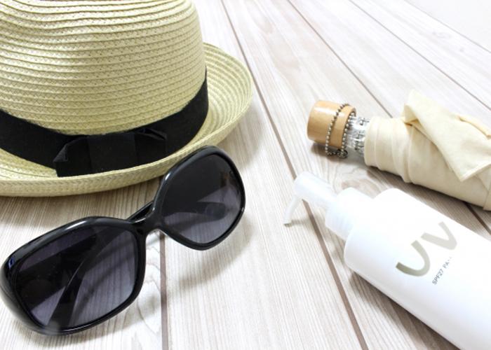 預防皺紋的防曬對策