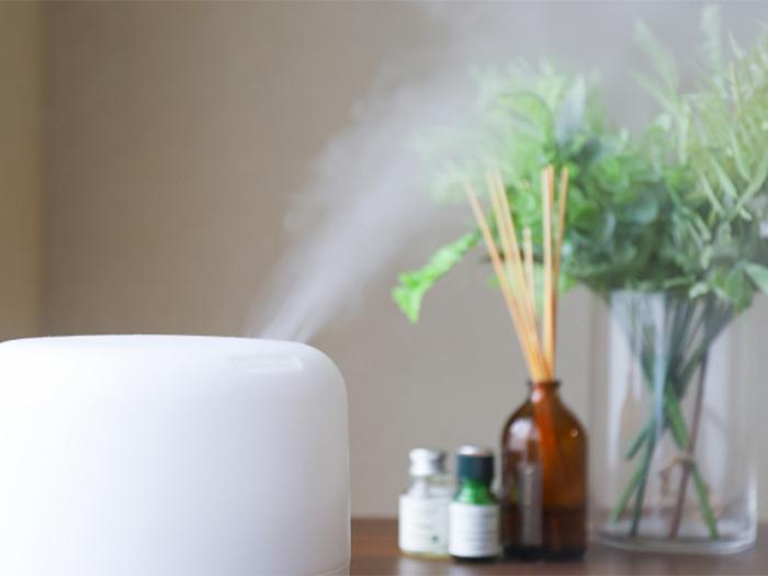 防止冬天皮膚乾燥的加濕器