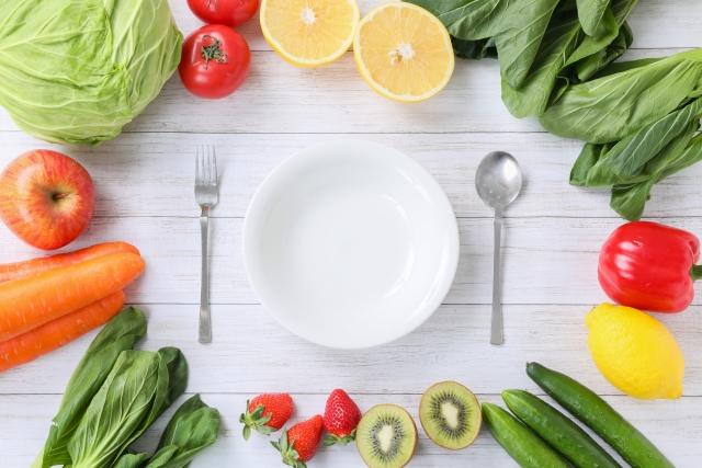 兼顧營養均衡的飲食習慣來改善敏感肌